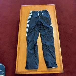 Adidas track pants. Size S